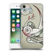 OFFICIAL VIN ZZEP BIRDS Sparrow Hard Back Case for Apple iPhone 7 (9_1F9_1E23E)