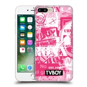 OFFICIAL TVBOY STENCIL ALL OVER Six Hard Back Case for Apple iPhone 7 Plus (9_1FA_19A6C)