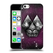 OFFICIAL ALI GULEC GEOMETRIC Cosmic Tiger Soft Gel Case for Apple iPhone 5c (C_E_1BD3A)