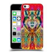 OFFICIAL ALI GULEC GEOMETRIC Corp Wolf Soft Gel Case for Apple iPhone 5c (C_E_1BD39)