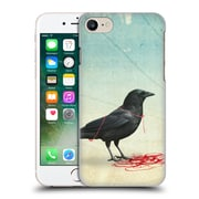 OFFICIAL VIN ZZEP BIRDS Freedom Black Crow Hard Back Case for Apple iPhone 7 (9_1F9_1E23A)