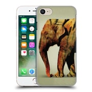 OFFICIAL VIN ZZEP ANIMALS Elephant Tiger Hard Back Case for Apple iPhone 7 (9_1F9_1E232)