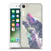 OFFICIAL VIN ZZEP ANIMALS Cry Wolf Hard Back Case for Apple iPhone 7 (9_1F9_1E230)
