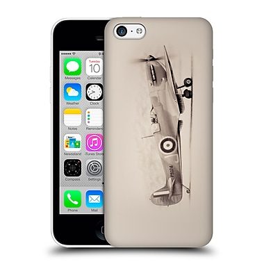 OFFICIAL GRAHAM BRADSHAW ILLUSTRATIONS Plane Hard Back Case for Apple iPhone 5c (9_E_1A8A8)