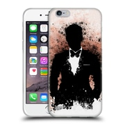 OFFICIAL ARON ART GENTLEMAN Mr. Butterfly Soft Gel Case for Apple iPhone 6 / 6s (C_F_1DF03)