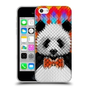 OFFICIAL ALI GULEC GEOMETRIC Panda Soft Gel Case for Apple iPhone 5c (C_E_1BD3E)