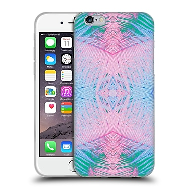 OFFICIAL AMY SIA KALEIDOSCOPE 2 Tropical Palm Soft Gel Case for Apple iPhone 6 / 6s (C_F_1AB6B)