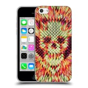 OFFICIAL ALI GULEC GEOMETRIC Geo Skull Sart Soft Gel Case for Apple iPhone 5c (C_E_1BD3B)