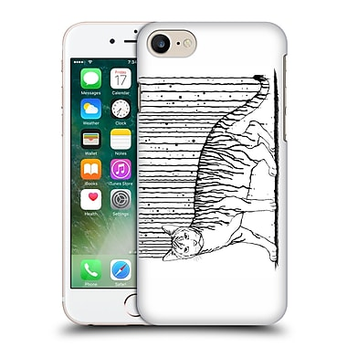 OFFICIAL TUMMEOW INK CATS Shower Hard Back Case for Apple iPhone 7 (9_1F9_1C64B)