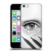 OFFICIAL GRAHAM BRADSHAW ILLUSTRATIONS Eye Hard Back Case for Apple iPhone 5c (9_E_1A8B2)