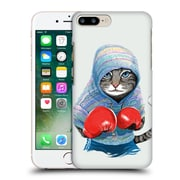 OFFICIAL TUMMEOW BOXING Cat Hard Back Case for Apple iPhone 7 Plus (9_1FA_1DBFC)