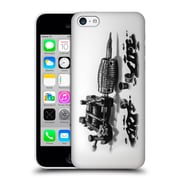 OFFICIAL GRAHAM BRADSHAW ILLUSTRATIONS Ink Hard Back Case for Apple iPhone 5c (9_E_1A8AB)
