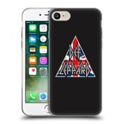 Official Def Leppard Design Target Union Jack Soft Gel Case for Apple iPhone 7 (C_1F9_1D6E0)