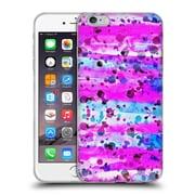 OFFICIAL AMY SIA FLUX Neon Burn Soft Gel Case for Apple iPhone 6 Plus / 6s Plus (C_10_1AB4C)