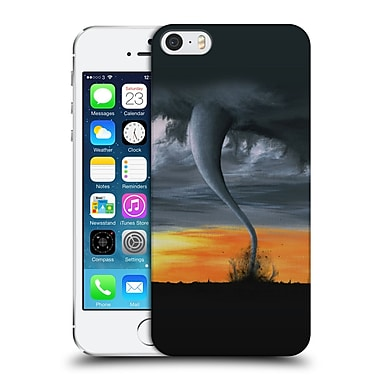 OFFICIAL GRAHAM BRADSHAW ILLUSTRATIONS Tornado Hard Back Case for Apple iPhone 5 / 5s / SE (9_D_1A8B1)