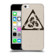 OFFICIAL ALI GULEC GEOMETRIC Triangle Soft Gel Case for Apple iPhone 5c (C_E_1BD40)