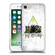 Official Def Leppard Design Triangle Concert Soft Gel Case for Apple iPhone 7 (C_1F9_1D6D8)