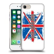 Official Def Leppard Design Vintage Jack Soft Gel Case for Apple iPhone 7 (C_1F9_1D6DB)