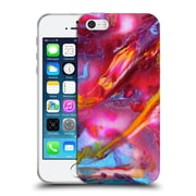 Official Demian Dressler Series Prismatica Homecoming Soft Gel Case for Apple iPhone 5 / 5s / SE (C_D_1ADA4)