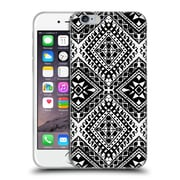 OFFICIAL AMY SIA TRIBAL Black And White Soft Gel Case for Apple iPhone 6 / 6s (C_F_1AB6F)
