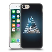 Official Def Leppard Logo Triangle Soft Gel Case for Apple iPhone 7