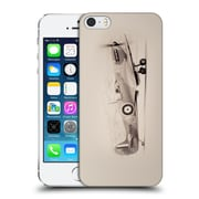 OFFICIAL GRAHAM BRADSHAW ILLUSTRATIONS Plane Hard Back Case for Apple iPhone 5 / 5s / SE (9_D_1A8A8)