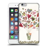 OFFICIAL TURNOWSKY NITZ NATZ Heart Of Hearts Hard Back Case for Apple iPhone 6 Plus / 6s Plus (9_10_1CE7D)