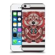 OFFICIAL GIULIO ROSSI ANIMAL ILLUSTRATIONS Red Panda Hard Back Case for Apple iPhone 5 / 5s / SE (9_D_1BCAE)