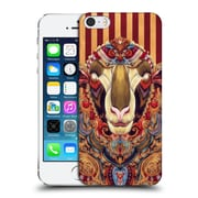 OFFICIAL GIULIO ROSSI ANIMAL ILLUSTRATIONS Sheep Hard Back Case for Apple iPhone 5 / 5s / SE (9_D_1BCAF)