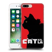 OFFICIAL TUMMEOW CATS 4 Catzilla Hard Back Case for Apple iPhone 7 Plus (9_1FA_1E481)