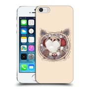 OFFICIAL TUMMEOW CATS 3 Controlled Hard Back Case for Apple iPhone 5 / 5s / SE (9_D_1C646)