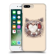 OFFICIAL TUMMEOW CATS 3 Controlled Hard Back Case for Apple iPhone 7 Plus (9_1FA_1C646)