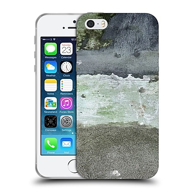 OFFICIAL AINI TOLONEN POETRY Summer Is Tired, It's Time For Her Sleep Soft Gel Case for Apple iPhone 5 / 5s / SE (C_D_1D37C)