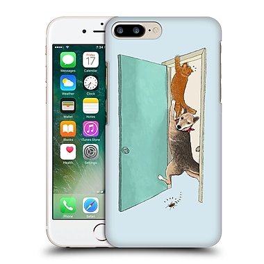 OFFICIAL TUMMEOW CATS 3 Cockroach Hard Back Case for Apple iPhone 7 Plus (9_1FA_1C644)