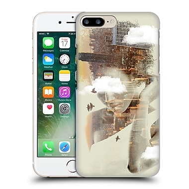 Official Vin Zzep Double Exposure New York Dreaming Hard Back Case For Apple Iphone 7 Plus