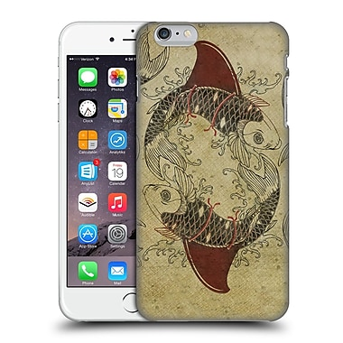 Official Vin Zzep Fish Koi Shark Fin Hard Back Case For Apple Iphone 6 Plus / 6S Plus