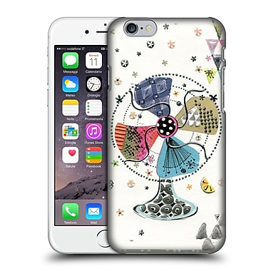 Official Turnowsky Retro Vision Fantastic Fan Hard Back Case For Apple Iphone 6 / 6S