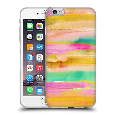 Official Amy Sia Abstract Colours Mirage Soft Gel Case For Apple Iphone 6 Plus / 6S Plus