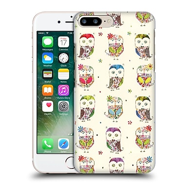 Official Turnowsky Mille Feuille Owl Party Hard Back Case For Apple Iphone 7 Plus