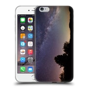 Official Darren White Heavens Red Mountain Rainbow Soft Gel Case for Apple iPhone 6 Plus / 6s Plus