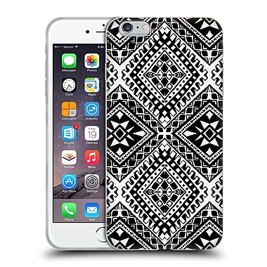 Official Amy Sia Tribal Black And White Soft Gel Case For Apple Iphone 6 Plus / 6S Plus
