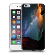 Official Darren White Heavens Northern Lights Over Jackson Lake Pano Soft Gel Case for Apple iPhone 6 Plus / 6s Plus