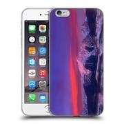 Official Darren White Sunrises and Sunsets Gore Range Soft Gel Case for Apple iPhone 6 Plus / 6s Plus