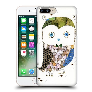 Official Turnowsky Mille Feuille Gentleman Owl Hard Back Case For Apple Iphone 7 Plus