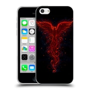 Official Christos Karapanos Phoenix 2 Red Soft Gel Case for Apple iPhone 5c
