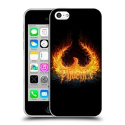 Official Christos Karapanos Phoenix Logo Soft Gel Case for Apple iPhone 5c