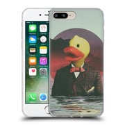 Official Ali Gulec With Attitude Rubber Ducky Soft Gel Case For Apple Iphone 7 Plus