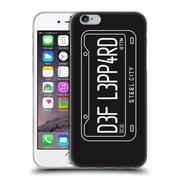Official Def Leppard Design Steel City Soft Gel Case for Apple iPhone 6 / 6s
