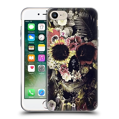 Official Ali Gulec The Message Garden Skull Soft Gel Case For Apple Iphone 7