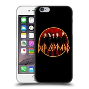 Official Def Leppard Design Photo Soft Gel Case for Apple iPhone 6 / 6s